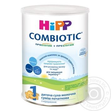 Суміш суха молочна Hipp Combiotiс 1 початкова 350г - купити, ціни на Novus - фото 1