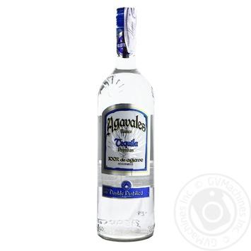 Текила Agavales Blanco 40% 1л - купить, цены на МегаМаркет - фото 1