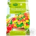 Смесь овощная Хуторок Селянский Мексиканская быстрозамороженная 400г - купить, цены на Novus - фото 1