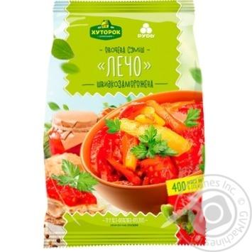Khutorok Leco Frozen Vegetables