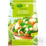 Khutorok Spring frozen mix vegetables 400g