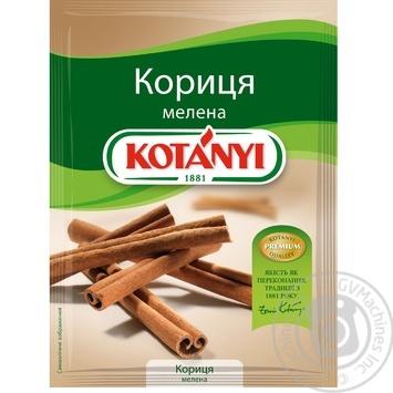 Корица Kotanyi молотый 25г - купить, цены на Novus - фото 1