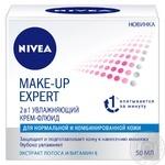 Крем Nivea Пре-Макияж для лица для нормальной и смешаной кожи 50мл - купить, цены на Novus - фото 1