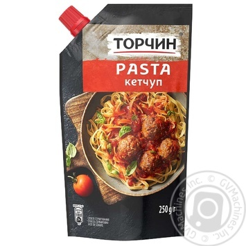 TORCHYN® Pasta ketchup 250g - buy, prices for Novus - image 1