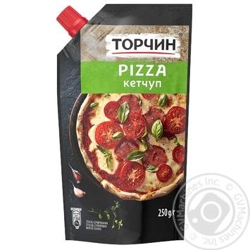 Кетчуп ТОРЧИН® Pizza 250г - купити, ціни на Novus - фото 1