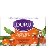 Мило Duru Nature's Treasures з екстрактом обліпихи 90г