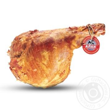 Alan Gourmet Boiled-smoked Ham on the Bone