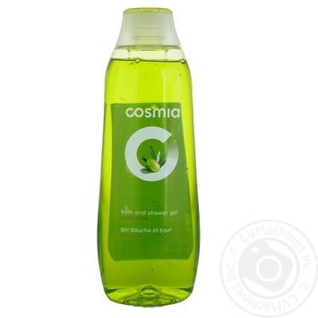 Гель для душа Cosmia оливка 750мл