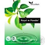 Порошок стиральный Delamark Royal Powder универсальный концентрированный бесфосфатный 3кг
