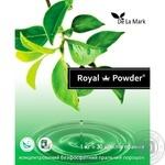 Порошок стиральный Delamark Royal Powder универсальный концентрированный бесфосфатный 1кг