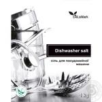 Соль для посудомоечных машин Delamark 1кг