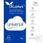 Порошок стиральный Delamark Royal Powder универсальный концентрированный бесфосфатный с эффектом кондиционера 1кг