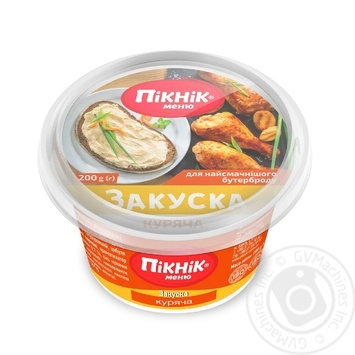 Picnic for sandwich with chicken pasta 200g - buy, prices for MegaMarket - image 1