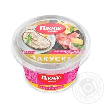 Picnic With Bacon And Mushroom Appetizer - buy, prices for MegaMarket - image 1