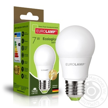 Eurolamp LED Lamp E27 7W 3000K - buy, prices for Novus - image 3