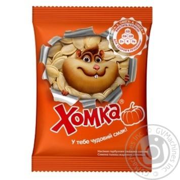 Khomka pumpkin salt seeds 80g
