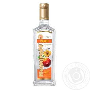 Nemiroff Peach flavoured vodka 0,5l