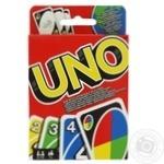 Игра Uno карточная настольная двойная