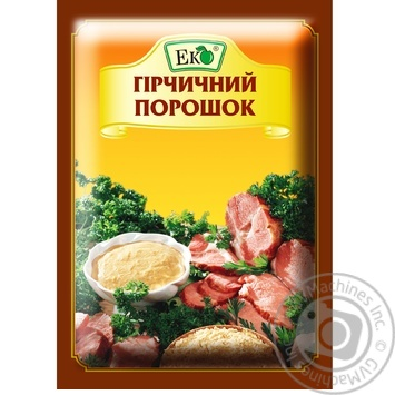 Горчица Эко порошок 100г - купить, цены на Фуршет - фото 1