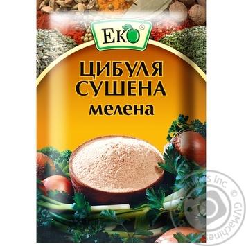 Spices onion Eko ground 15g packaged