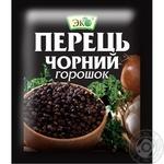 Eco Ground Black Pepper