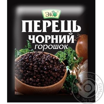 Eco Ground Black Pepper - buy, prices for Novus - image 1