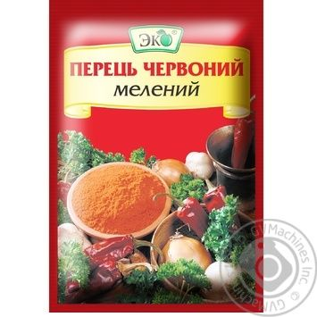 Eko Chili Red Ground Pepper - buy, prices for MegaMarket - image 1