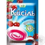 Eko cherry for desserts kissel 90g