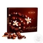 Цукерки шоколадні Roshen Assortment Classic Dark 154г