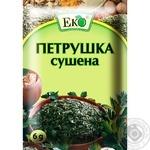Eko dried parsley spices 6g