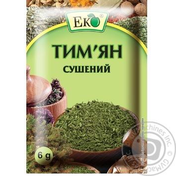 Eco Thyme