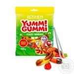 Конфеты желейные Roshen Yummi Gummi Fizzy Worms 100г