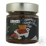 Соус Gurme 212 каперс и черные оливки 200г
