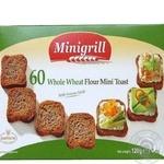 Тосты Diatosta Minigrill пшеничные из цельного зерна 120г