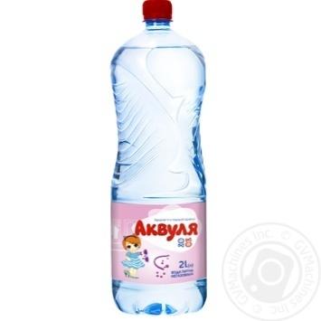 Вода Аквуля негазированная 2000мл - купить, цены на Фуршет - фото 1