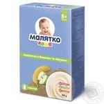 Malyatko Wheat Milk Porridge with Banana and Apple 200g