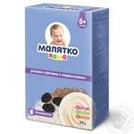 Maliatko porridge milkless rice buckwheat prunes 200g