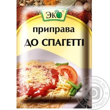 Приправа Еко для спагетти 20г