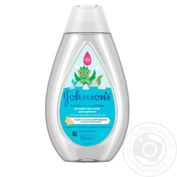 Johnson's Baby Pure Protect For Shower Gel-Foam 300ml - buy, prices for Novus - image 2