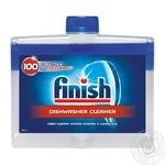 Очиститель Finish для посудомоечных машин 250мл