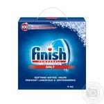 Сіль спеціальна Finish Calgonit для посудомийних машин 4кг