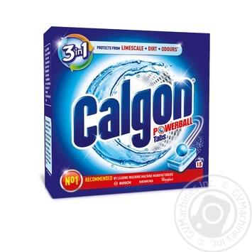 Calgon Washing Machine Water Softener 15pcs. - buy, prices for Novus - image 1