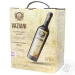 Vaziani Alazani Valley Red Semi Sweet Wine 9-13% 3l