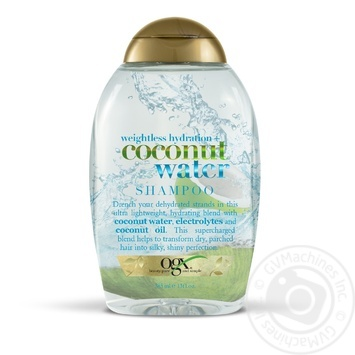 Ogx Shampoo with Coconut Water 385ml - buy, prices for MegaMarket - image 1