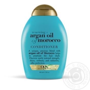 Ogx with argan oil for hair conditioner 385ml - buy, prices for Novus - image 1