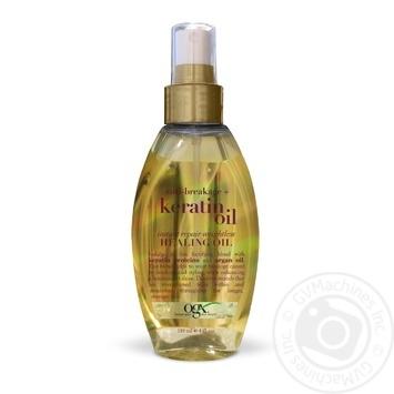 Олія-спрей OGX проти ламкості волосся 118мл - купити, ціни на Novus - фото 1