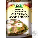 Eko for meat gelatin with spices 20g