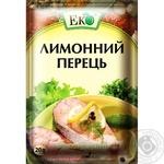 Перец Эко Золотые рецепты лимонный 20г