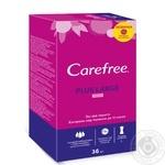 Прокладки щоденні Carefree Plus Large Fresh 36шт