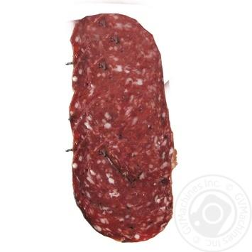Salchichon Sausage In Pepper - buy, prices for Auchan - photo 1